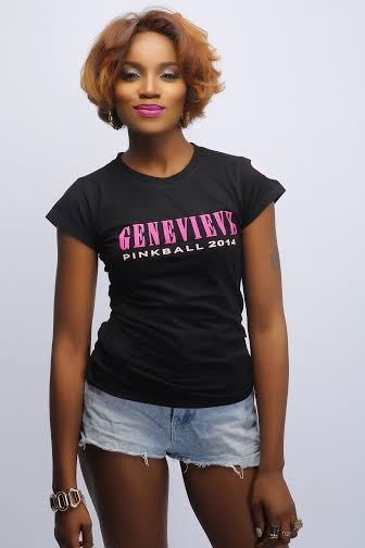 Genevieve Pink Ball Foundation Set For Walk