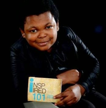 """Osita Iheme   Becomes Author says :""""It took me two years  to work on this book"""""""