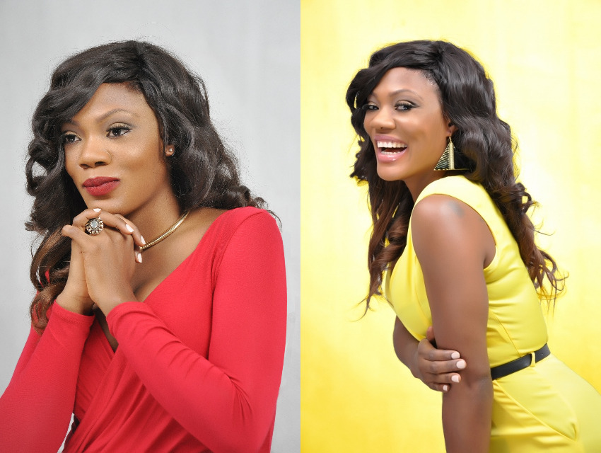 """Kenni's Place Inspiring Moments Interview: """"I am totally involved in the characters I play"""" -Bayray McNwizu Nollywood Actress/AMBO 3 Winner."""