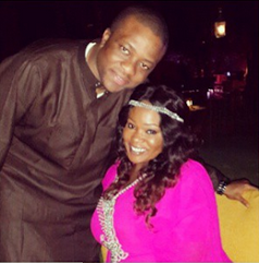 Toolz Celebrates Her Boo