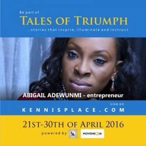 The business world doesn't have sentiments for gender-Abigail Adewunmi, CEO Cinty Touch Services