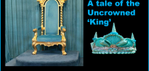 THE UNCROWNED 'KING'