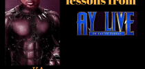 Business Lessons from AY LIve