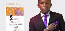 Nigerian journalist revisits costly mistakes entertainers make in new book