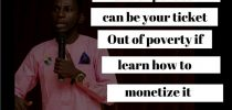 Monetize your knowledge