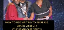 How to use writing to increase visibility