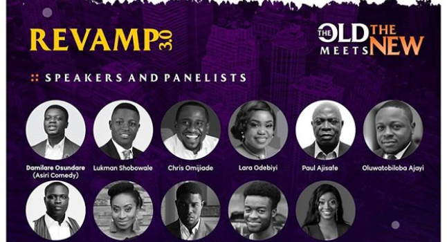 Asiri, Nosa ,Seun Ajayi among speakers for  Revamp conference