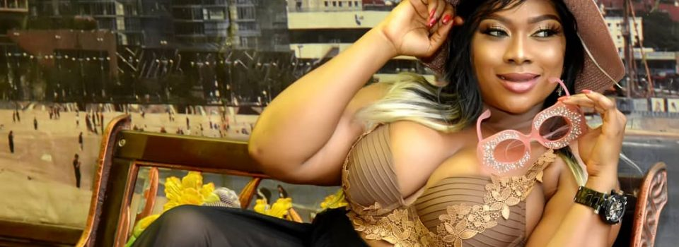 Queeneth Agbor dazzles in sultry birthday pictures